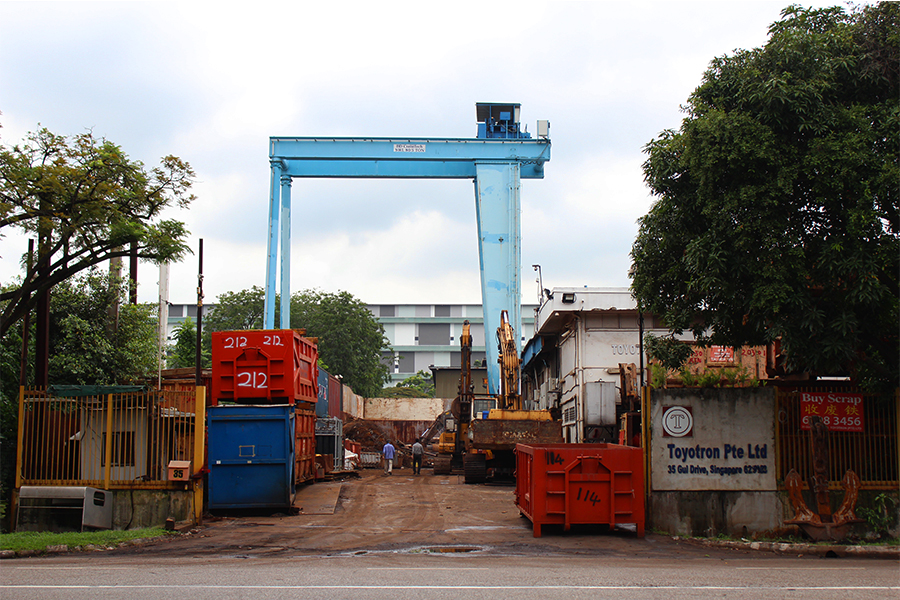 Scrap Metal Company and Dealer in Singapore